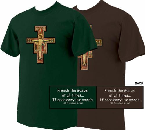 San Damiano Cross T-Shirt