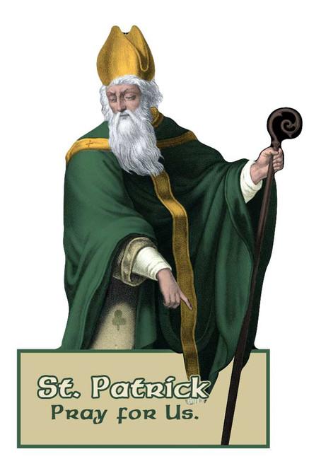 St. Patrick Visor Clip