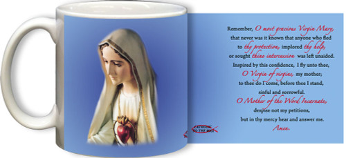 Immaculate Heart of Mary Mug