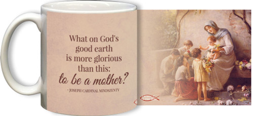 To Be A Mother Mug