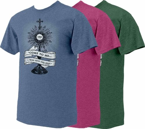 Monstrance Heather T-Shirt