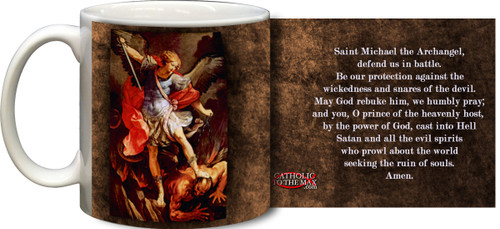 St. Michael the Archangel Mug