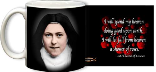 St. Therese of Lisieux (Nun) Mug