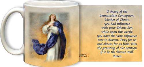 Immaculate Conception Mug