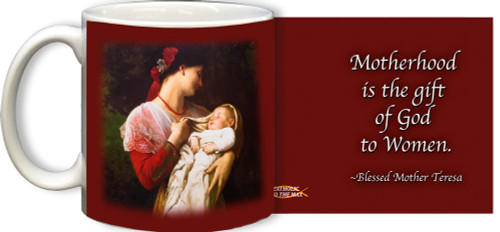 Maternal Admiration Mug
