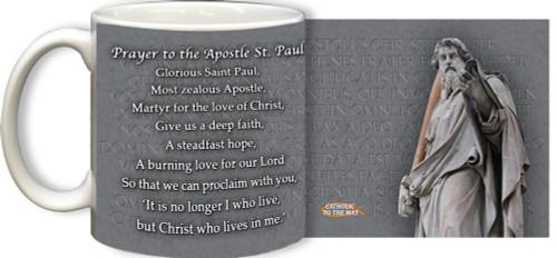 St. Paul Statue Mug