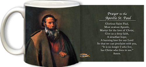 St. Paul by Velazquez Mug