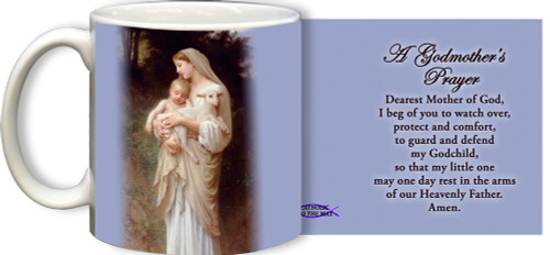 A Godmother's Prayer L'Innocence Mug