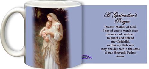 A Godmother's Prayer L'Innocence Mug