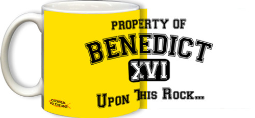 Property of Benedict XVI Mug