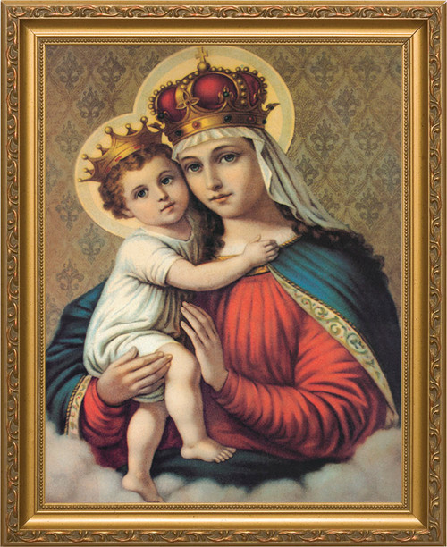 Our Lady of Good Remedy Framed Art