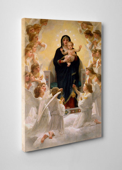 Queen of the Angels Gallery Wrapped Canvas