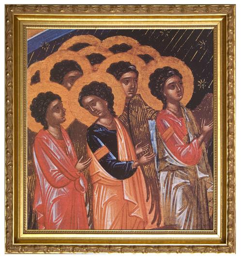 Angelic Choir of Angels Framed Art
