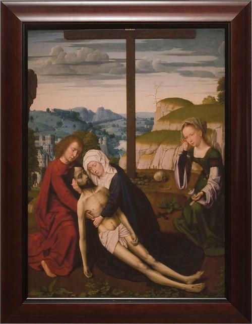 Christ Taken Down from the Cross Framed Art