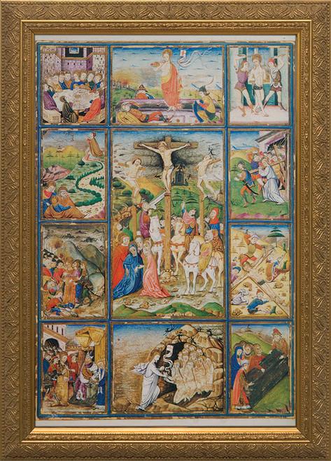 Passion of Christ Framed Art