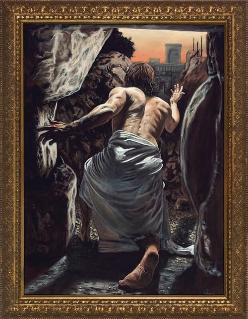 Resurrection Framed Art