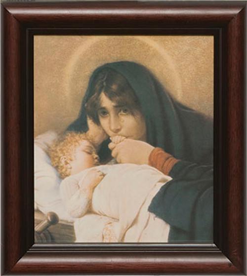 Mother's Love Cherry Framed Art