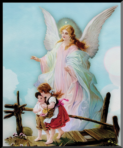 Guardian Angel Graphic WP