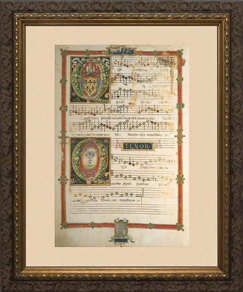 Polyphonic Hymns & Magnificats (Alto and Bass)