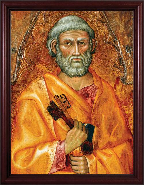 St. Peter Framed Art