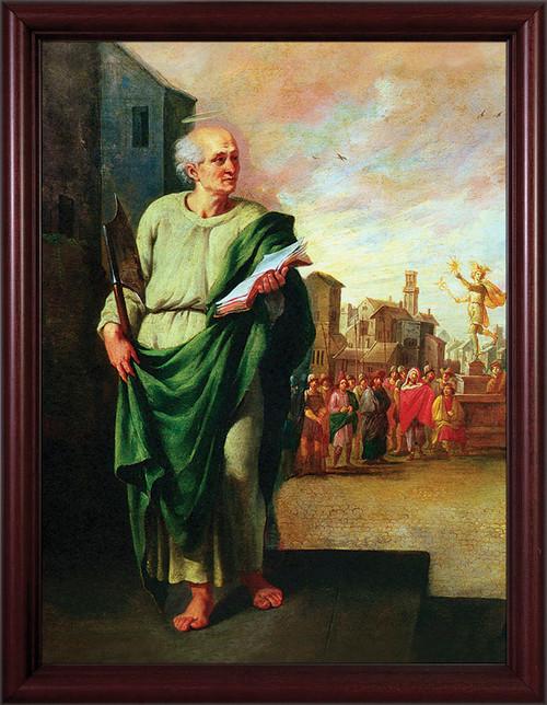 St. Matthias Framed Art