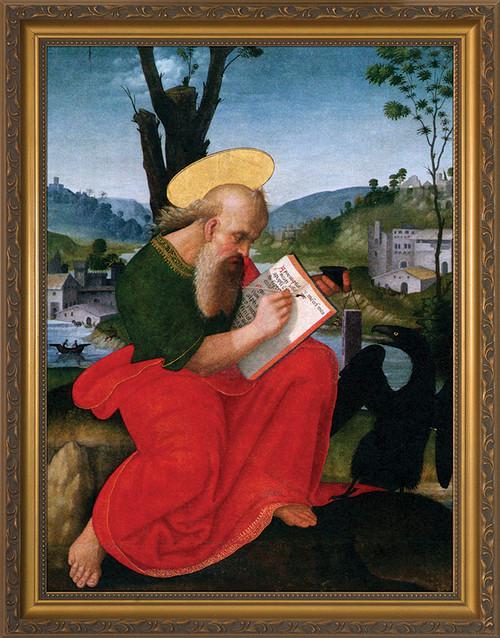 St. John Framed Art