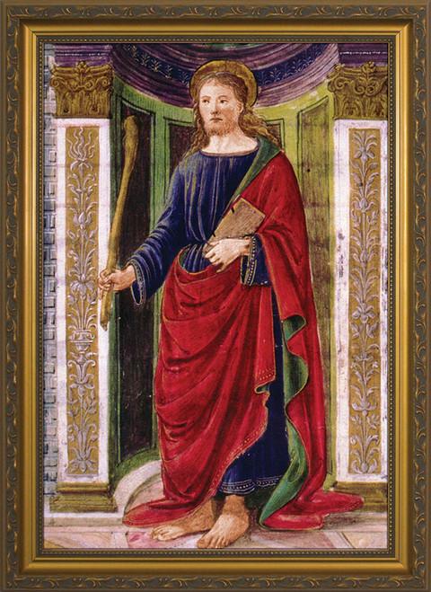 St. James the Lesser Framed Art