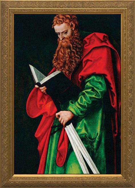 St. Andrew Framed Art
