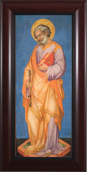 St. Peter Full Length Framed Art