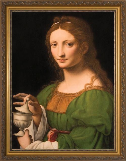 St. Mary Magdalene Framed Art
