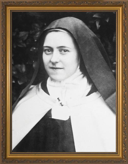 St. Therese (Portrait) Framed Art