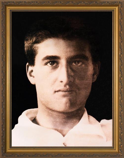 Bl. Pier Giorgio Frassati Framed Art