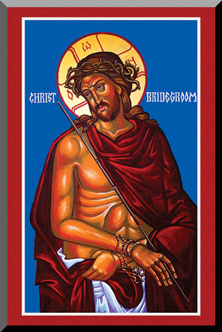 Christ the Bridegroom by Fr. Thomas Loya