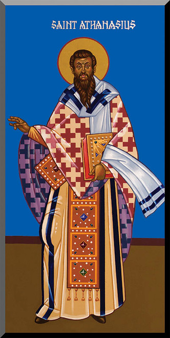 St. Athanasius by Fr. Thomas Loya