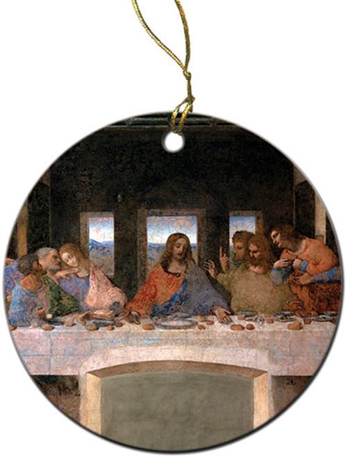 Last Supper by Da Vinci Ornament