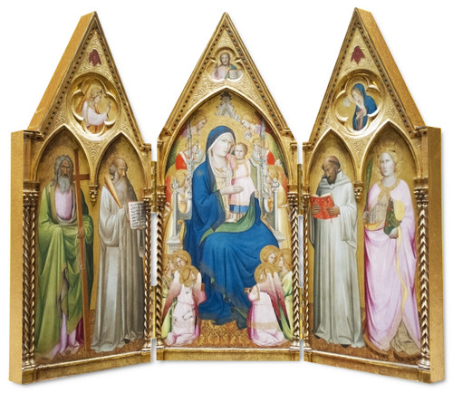 Image result for religious triptych