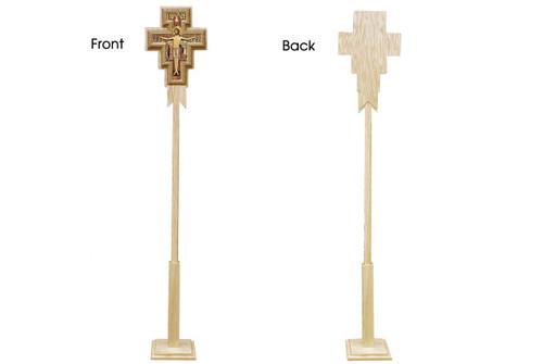 San Damiano Processional Cross