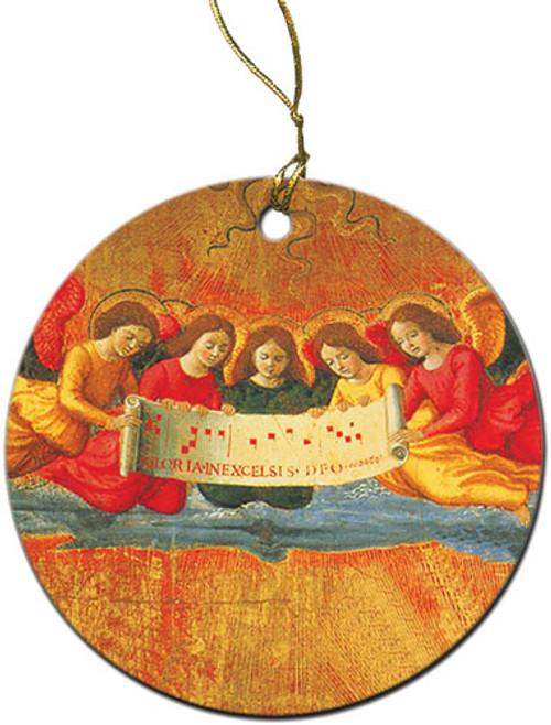Nativity Angels Ornament
