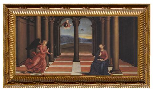 Annunciation Framed Art