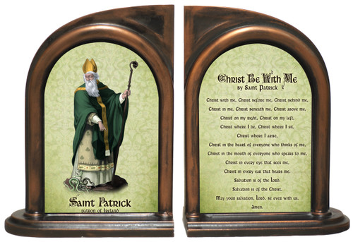 St. Patrick Bookends