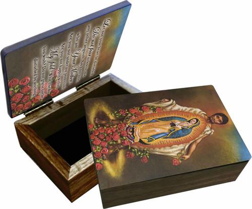 St. Juan Diego Keepsake Box