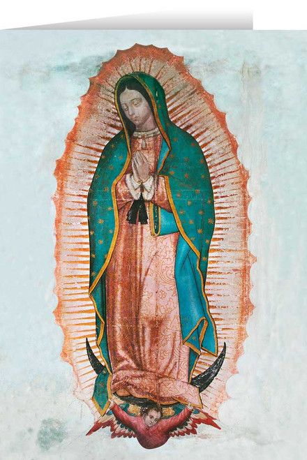 Our Lady of Guadalupe II Greeting Card
