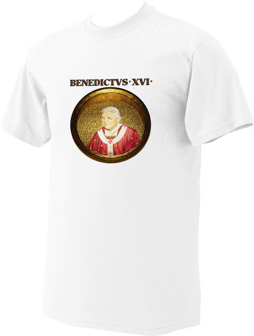 Pope Benedict XVI Commemorative T-Shirt 2