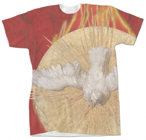 Holy Spirit Full Color T-Shirt