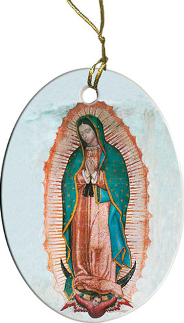 Our Lady of Guadalupe Ornament