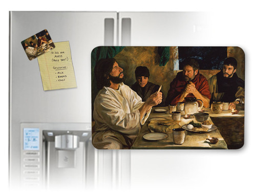 Institution of the Eucharist Horizontal Magnet