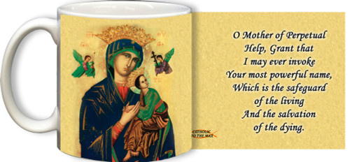 Mother of Perpetual Help Mug