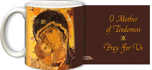 Our Lady of Vladimir Mug
