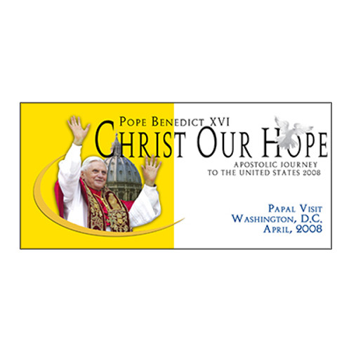 Christ Our Hope Apostolic Journey Mug