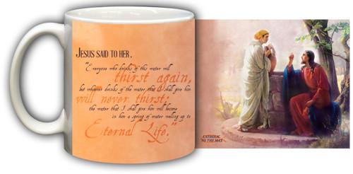 Woman at the Well Graphic Mug